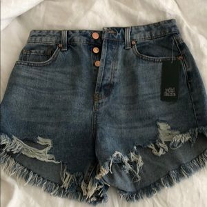 Wild Fable High-waisted Jean shorts